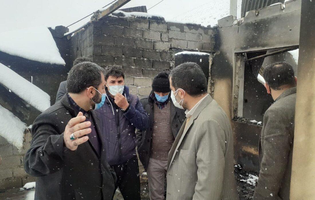 روستای زرمان فیروزکوه