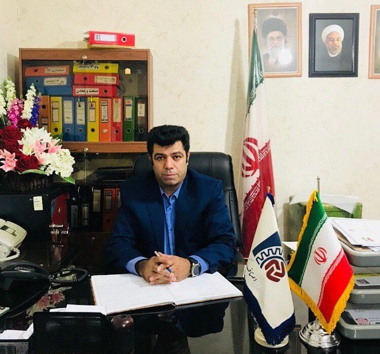 محمد کیا رییس اتاق اصناف شهرستان فیروزکوه