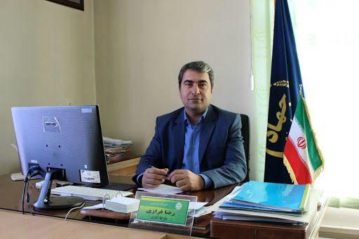 رئیس جهاد کشاورزی شهرستان فیروزکوه