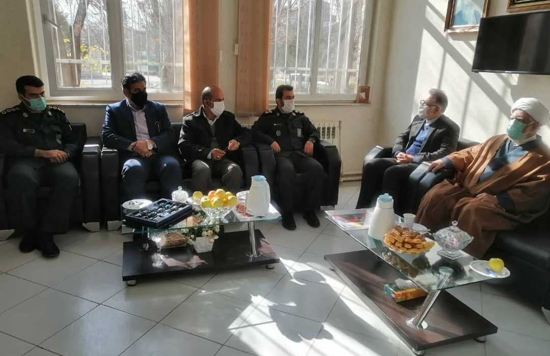 رئیس بنیاد شهید و امور ایثارگران فیروزکوه