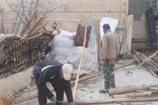 روستای لزور شهرستان فیروزکوه