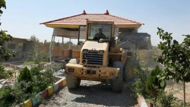 اراضی کشاورزی فیروزکوه