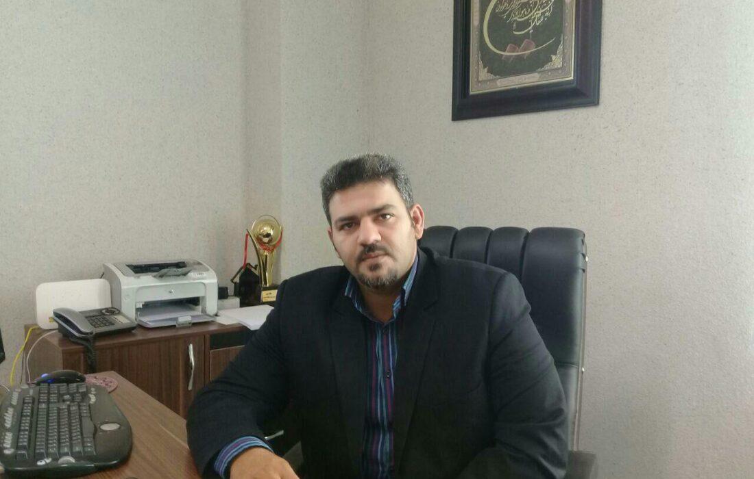 رئیس اداره بهزیستی فیروزکوه