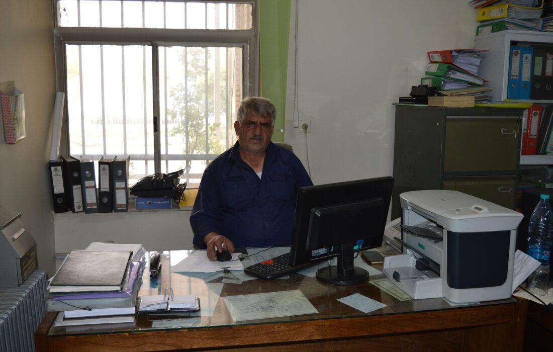 مسئول امور عشایر شهرستان فیروزکوه