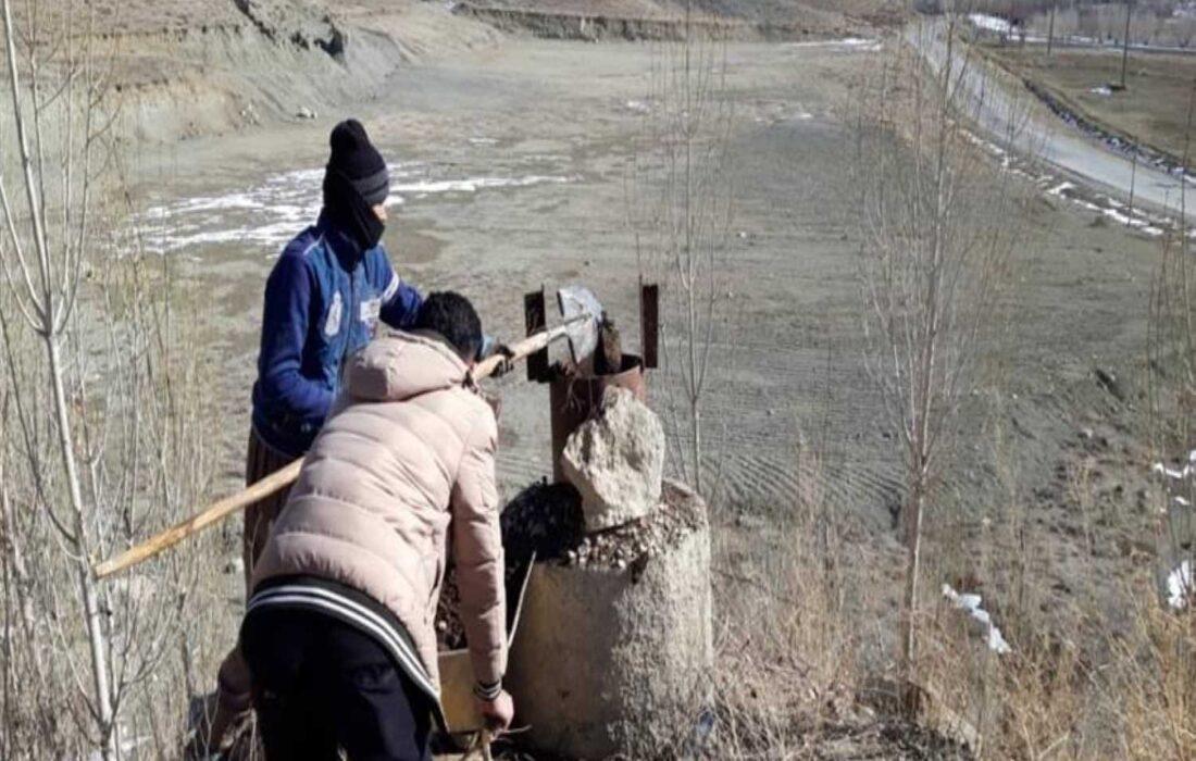 امور منابع آب فیروزکوه
