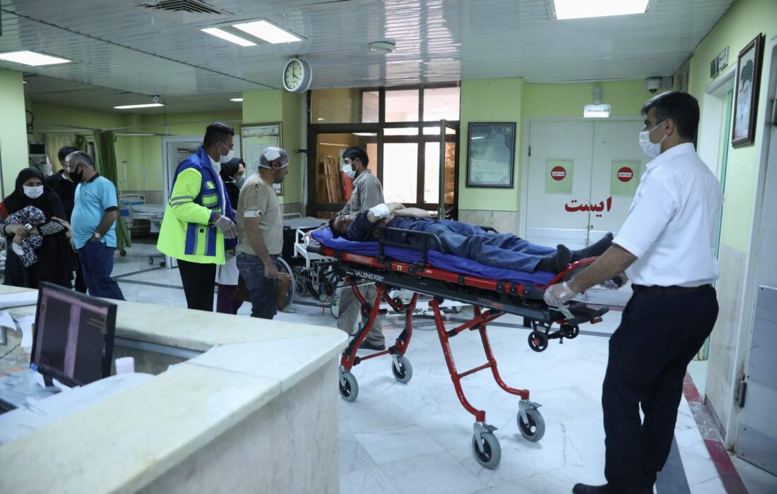 بیمارستان فیروزکوه