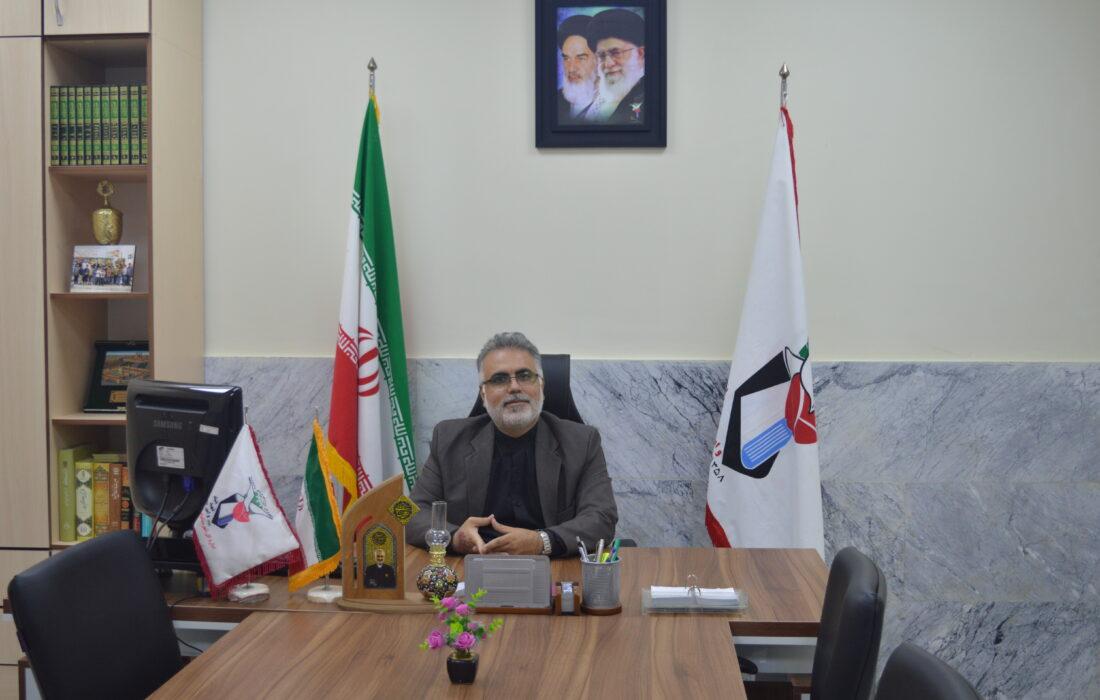 بنیاد شهید و امور ایثارگران شهرستان فیروزکوه