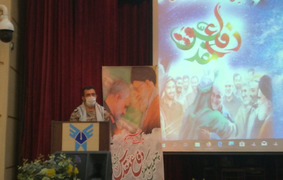 فرمانده سپاه شهرستان فیروزکوه