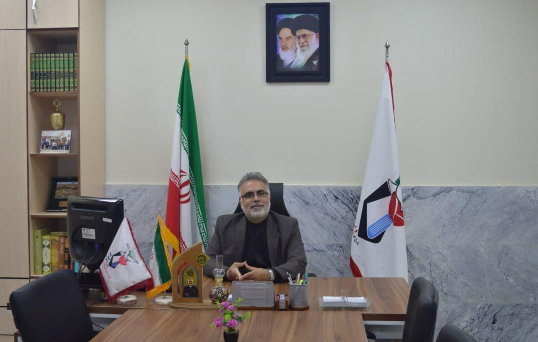 رئیس بنیاد شهید فیروزکوه