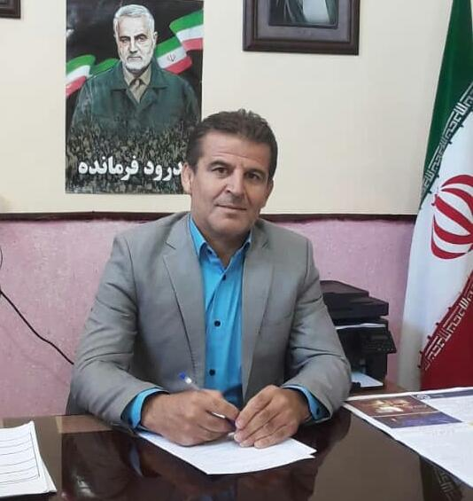رییس اداره ورزش و جوانان شهرستان فیروزکوه