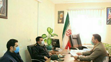 فرمانده نیروی انتظامی شهرستان فیروزکوه