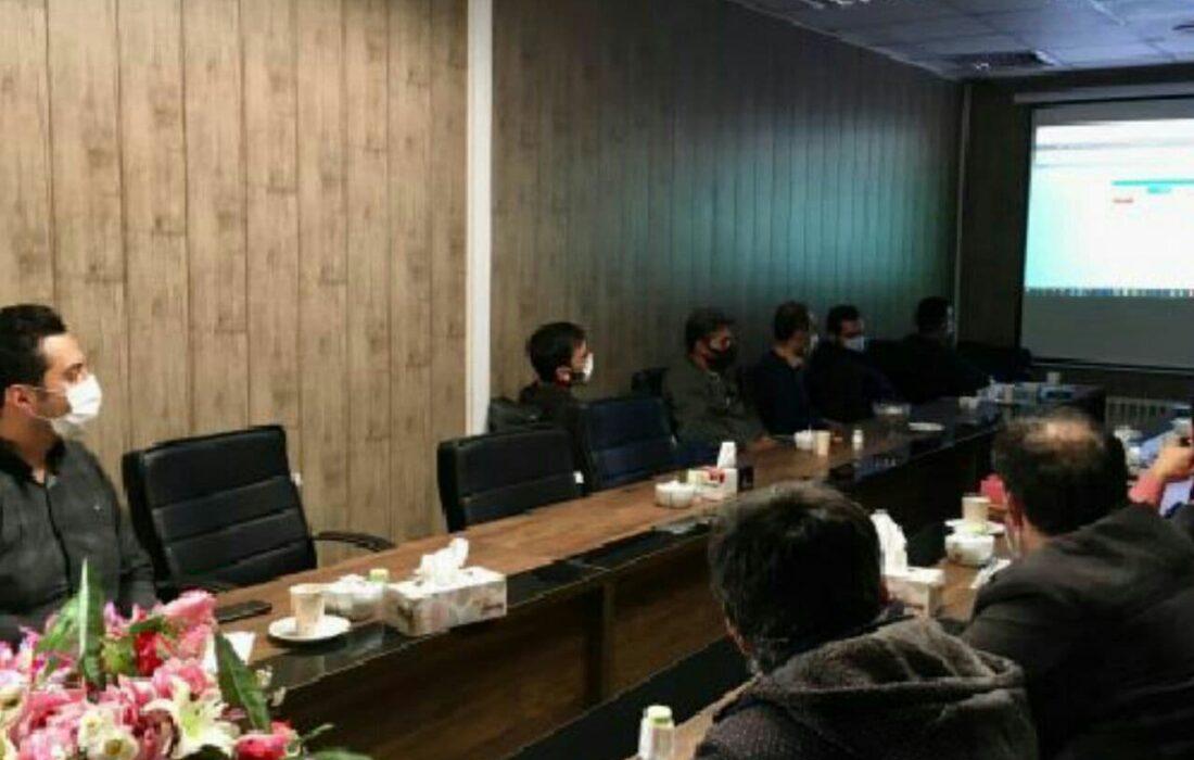 اتوماسیون اداری شهرداری فیروزکوه