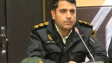 فرمانده انتظامی شهرستان فیروزکوه