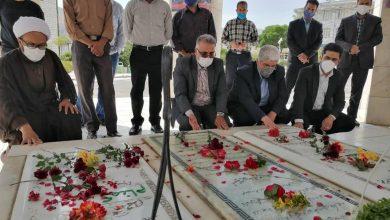شهدای گمنام شهرستان فیروزکوه